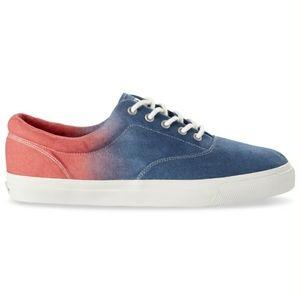 Polo NEW Harpoon Blue Pink Ombre Tie Dye Sneakers